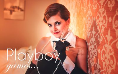 Editorial. Playboy Games